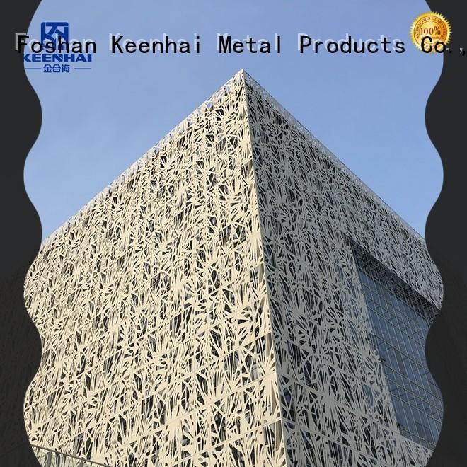 Keenhai Exterior cladding panel exterior manufacturer