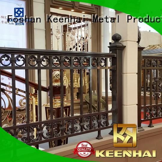 Keenhai garden fence & gate factory for garden