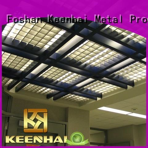 metal frame ceiling ceiling supplier for decoration