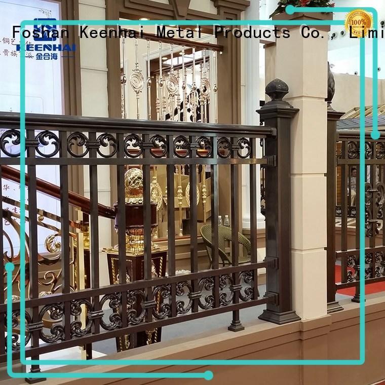 Keenhai perfect garden fence & gate supplier for garden