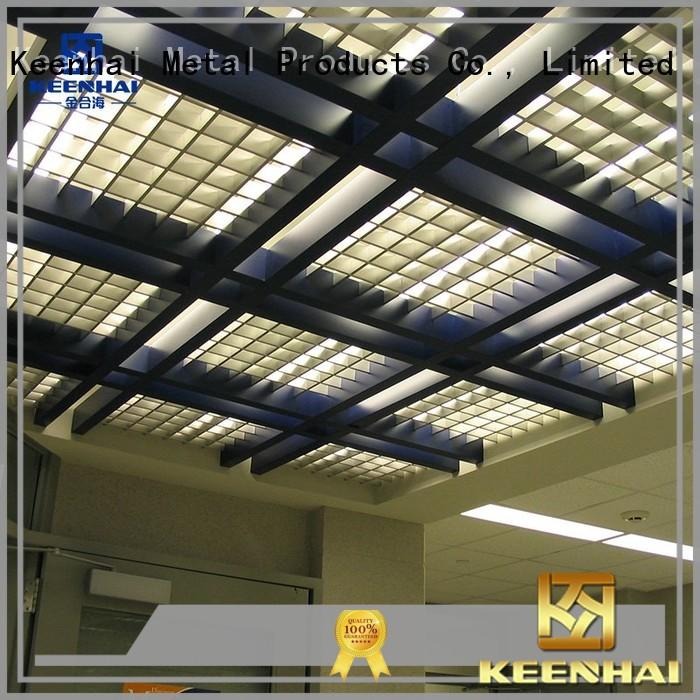 metal grille ceiling wholesale for decoration