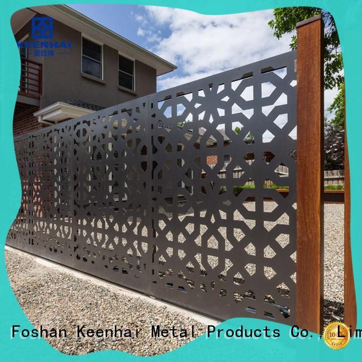 Keenhai gate garden fence & gate supplier