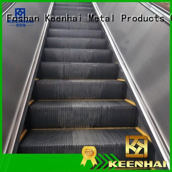 Keenhai escalator cladding steel solution for escalator