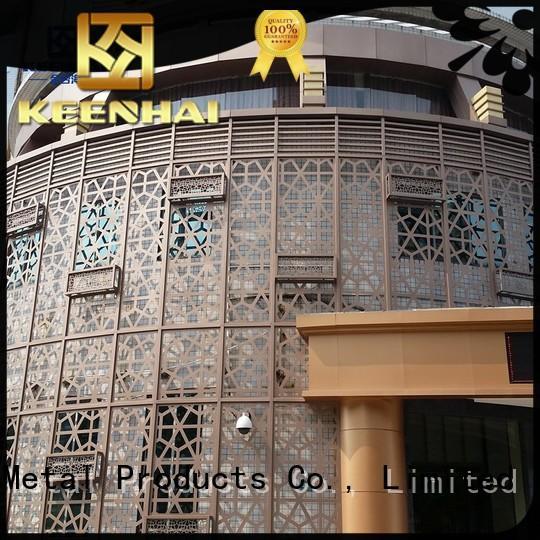 Aluminum Air Conditioner Cover conditioner for factories Keenhai