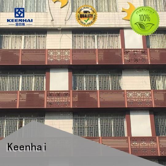 Keenhai Brand aluminum cover louvers design