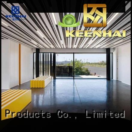 Keenhai metal metal ceiling sheets order now for hotel