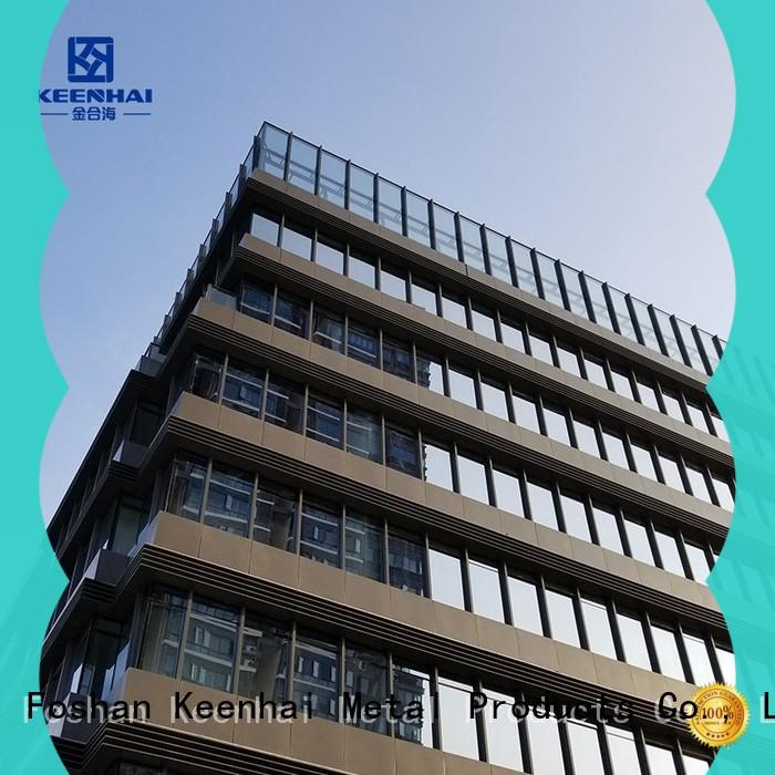 Keenhai standardized exterior wall panels design for renovations