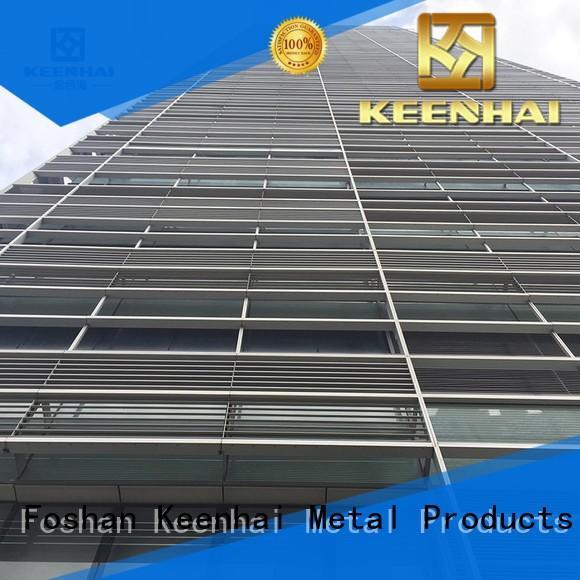 Keenhai elegant design louvre windows solution provider for farm