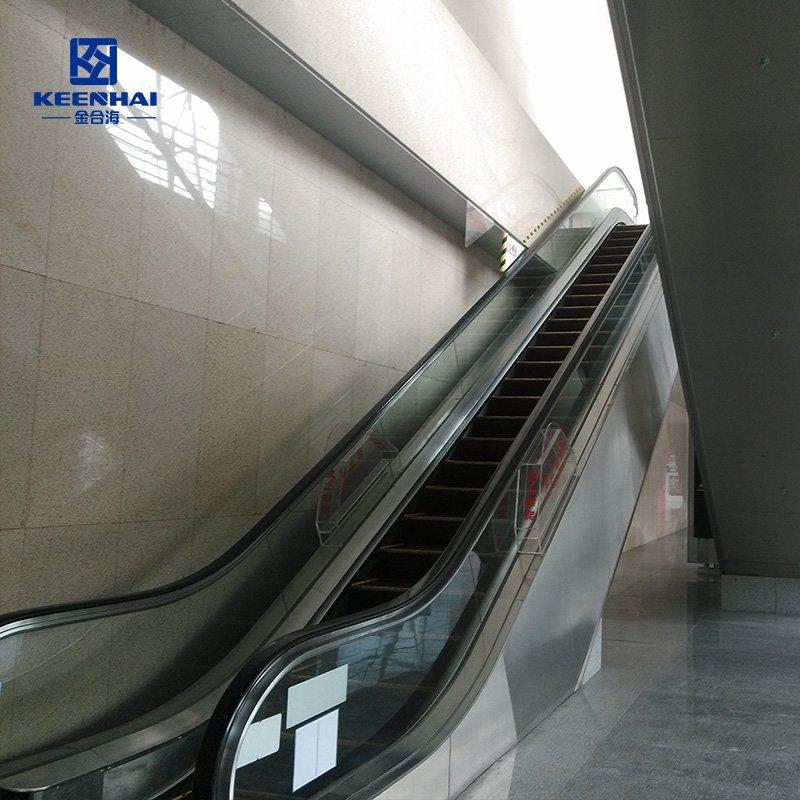 Stainless steel Escalator cladding