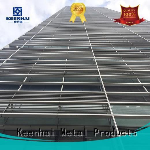 conditioner louver air architectural decoration Keenhai